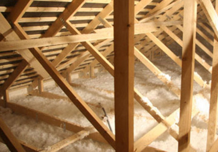 isolation des combles drywall aquitaine